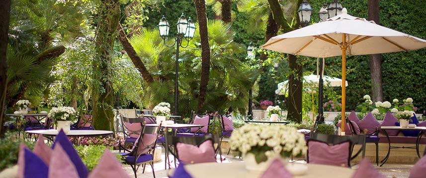 Aldrovandi Palace Hotel Rome