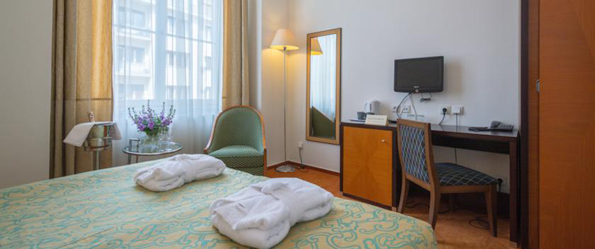 Hotel Beseda - Room Facilities