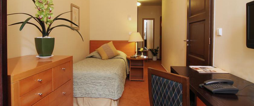 Hotel Beseda - Single Room