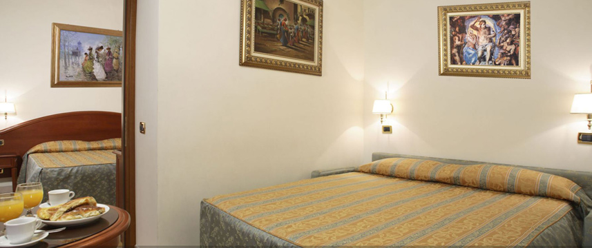 Hotel Contilia Via Principe Amedeo Roma