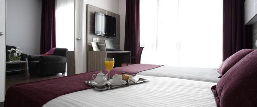 Hotel Husa Serrano Royal - Suite Room