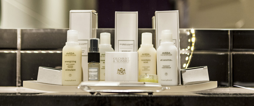 Hotel Indigo London Earls Court Toiletries