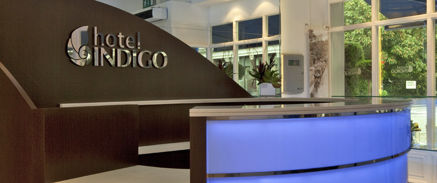 Hotel Indigo London Paddington - Reception