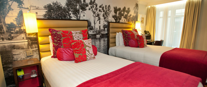 Hotel Indigo London Paddington - Twin Beds