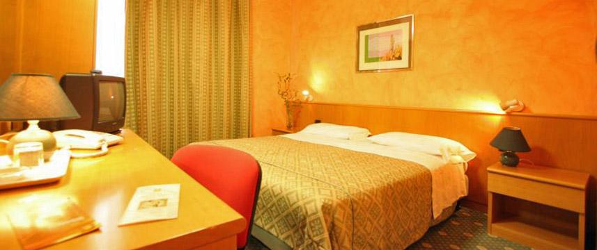 Hotel Marco Polo Via Magenta Roma
