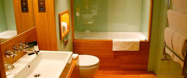 Hotel Megaro - Bathroom