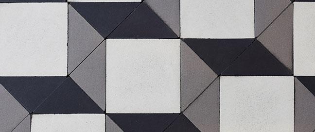Hotel Megaro - Floor tiles