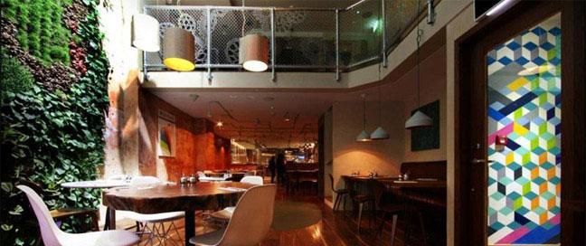 Hotel Megaro - Restaurant