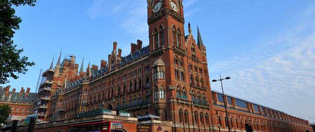 Hotel Megaro - St Pancras Station