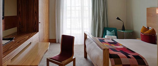 Hotel Megaro - Standard bedroom