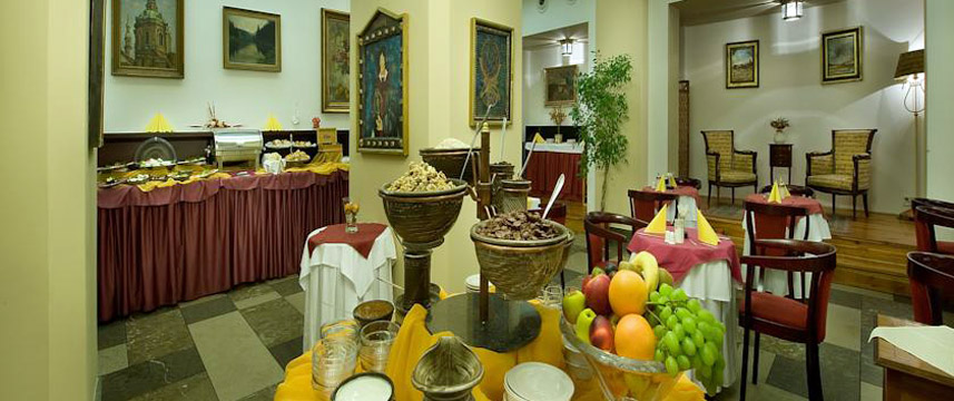 Hotel Rokoko - Breakfast Buffet