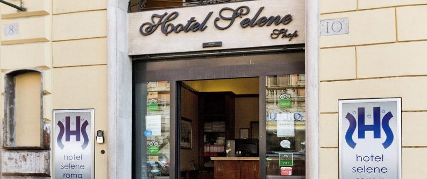 Hotel Selene Roma Termini