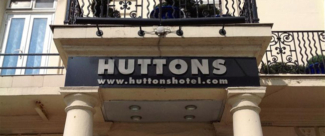 Huttons Hotel - Exterior