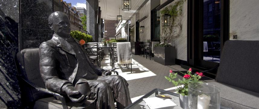 Hyatt Regency Churchill - Bar Terrace