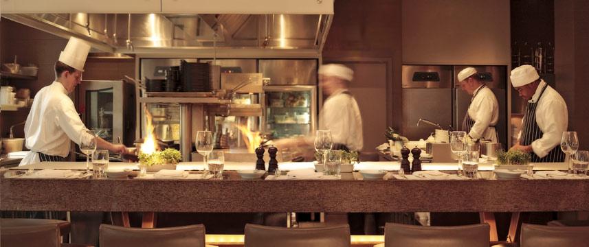 Hyatt Regency Churchill - Chef Table