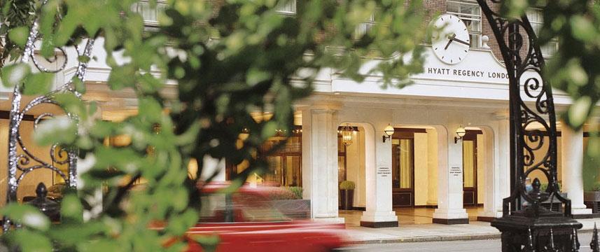 Hyatt Regency Churchill - Exterior