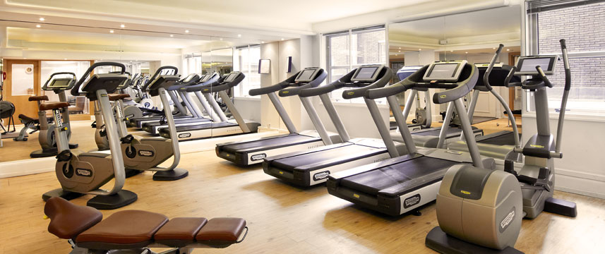 Hyatt Regency Churchill - Gym