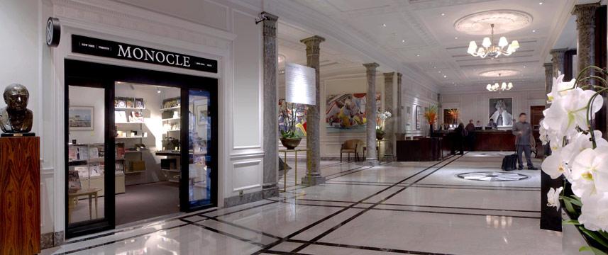 Hyatt Regency Churchill - Lobby