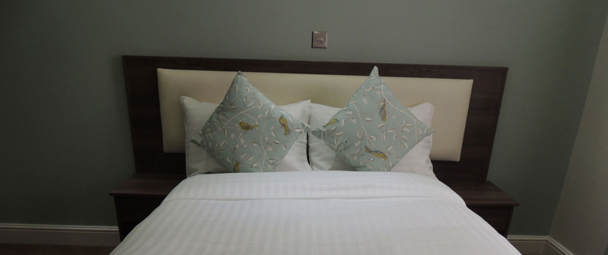 Hyde Park Boutique Hotel - Double bed