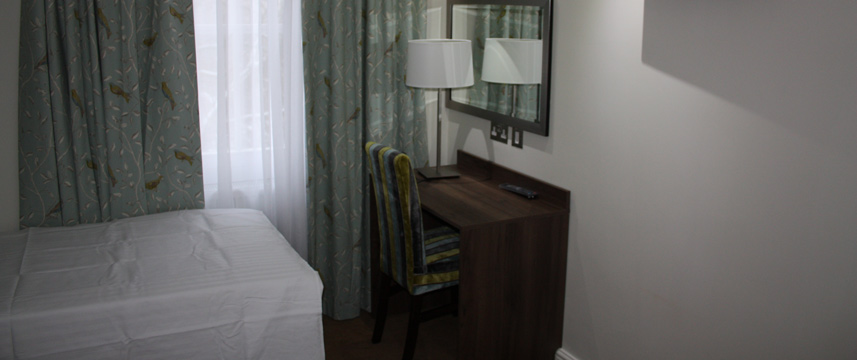 Hyde Park Boutique Hotel - Double bedroom