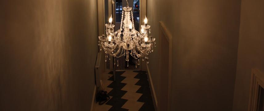 Hyde Park Boutique Hotel - Hallway