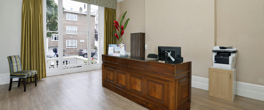 Hyde Park Boutique Hotel - Hotel Reception