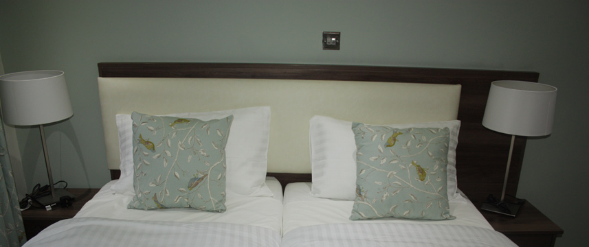 Hyde Park Boutique Hotel - Standard Twin room