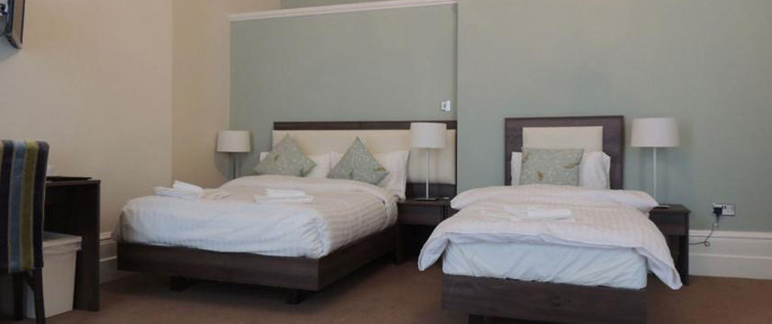 Hyde Park Boutique Hotel - Triple Room