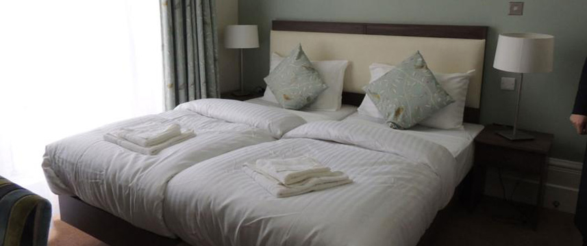 Hyde Park Boutique Hotel - Twin