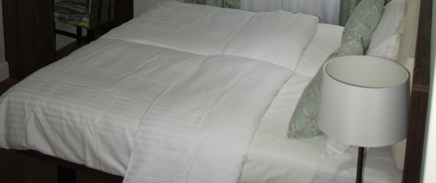Hyde Park Boutique Hotel - Twin room