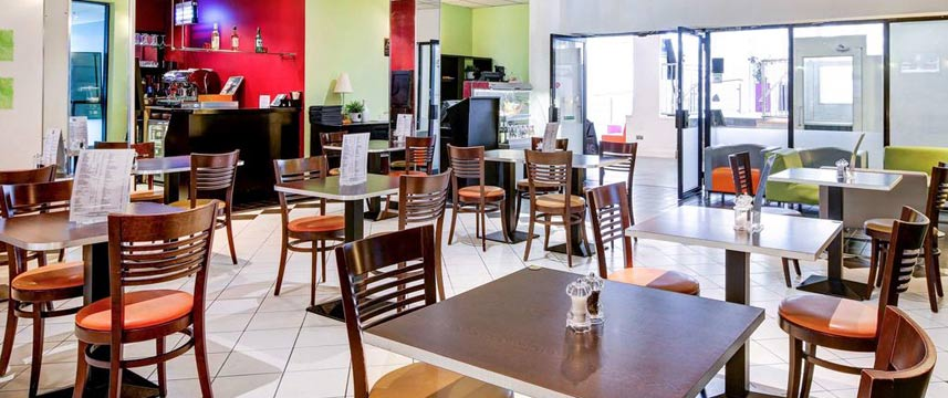 Ibis Styles London Excel - Cafe