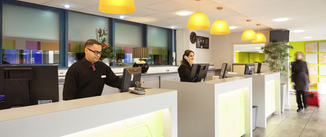 Ibis Styles Reception