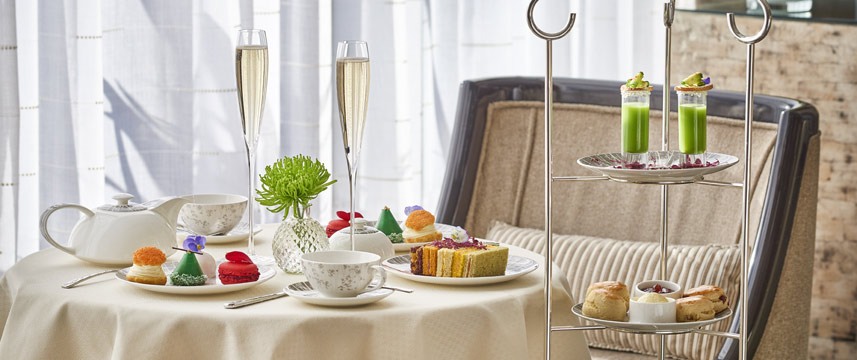 InterContinental London Park Lane - Afternoon Tea