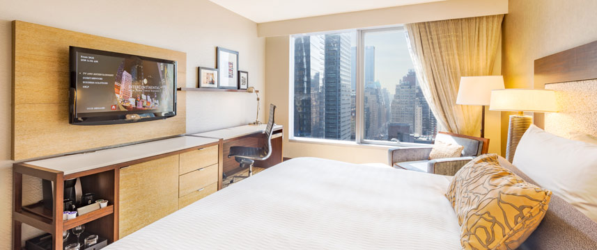 InterContinental New York Times Square - King Deluxe