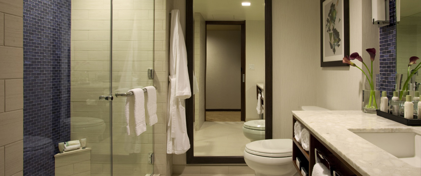 Intercontinental New York Times Square Bathroom