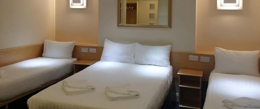Jesmond Dene Hotel - Family Beds