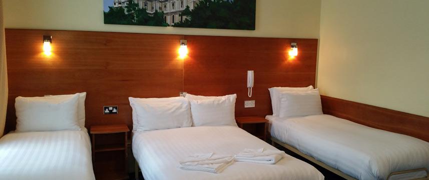Jesmond Dene Hotel - Family Room
