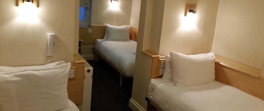 Jesmond Dene Hotel - Triple Room