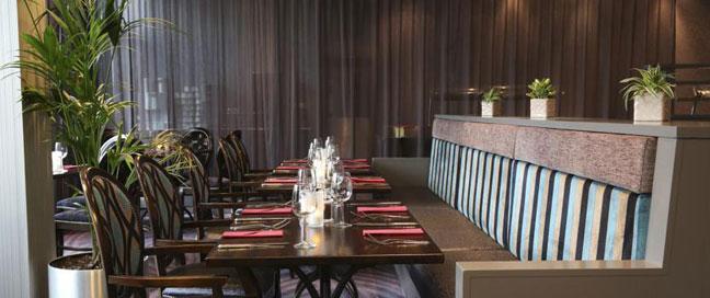 Jurys Inn Chelsea - Dining