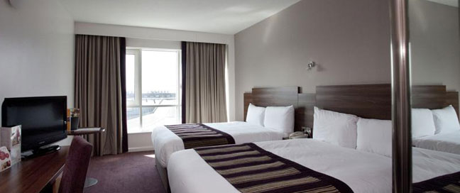 Jurys Inn Chelsea - Family room