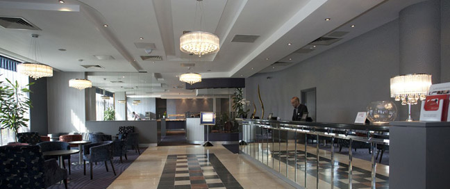 Jurys Inn Chelsea - Lobby