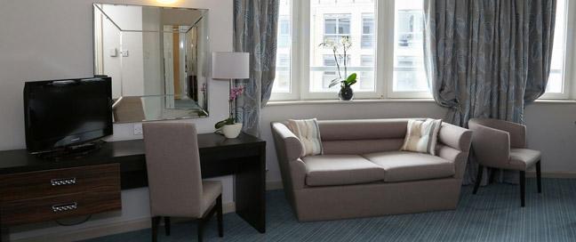 Jurys Inn Chelsea - Suite