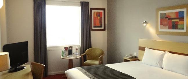 Jurys Inn Heathrow - Double bed