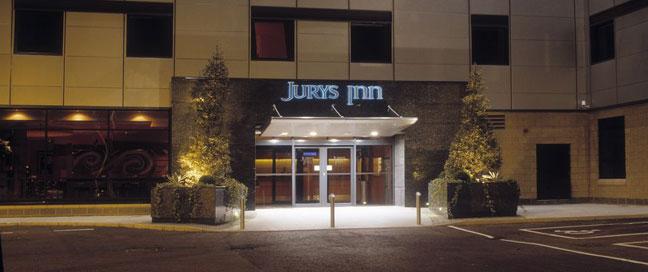 Jurys Inn Heathrow - Exterior
