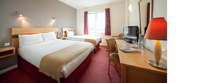 JURYS INN PARNELL STREET hotel, Dublin | 23% off | Hotel ...