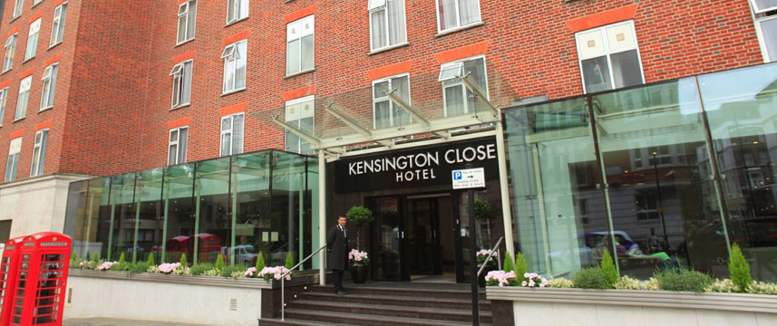 Kensington Close - exterior