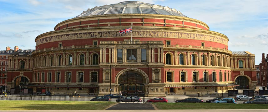 Kensington West - Royal Albert Hall