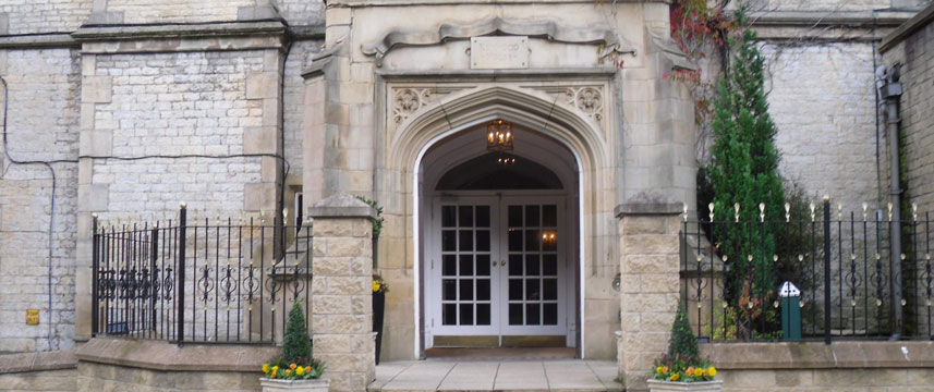 Kenwood Hall - Entrance