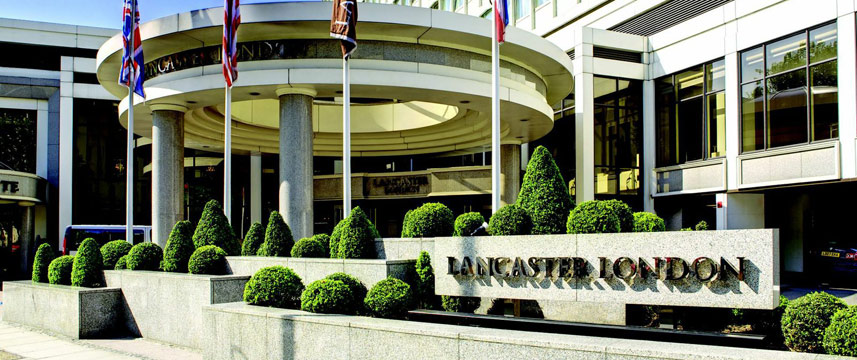 Lancaster London - Entrance