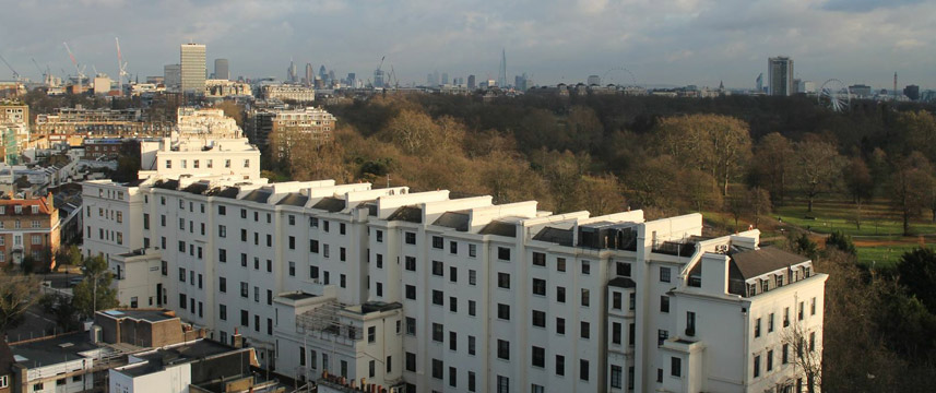 Lancaster London - View